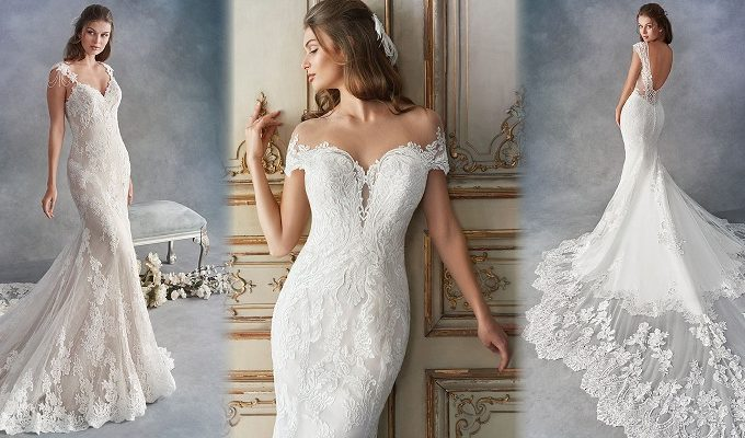 Fashionable Wedding Dress In 2019