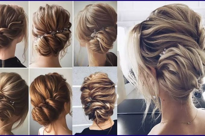 How To Make A Low Bun On Medium Hair?