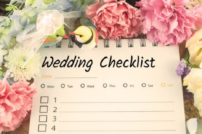 Tips For Making The Perfect Wedding List