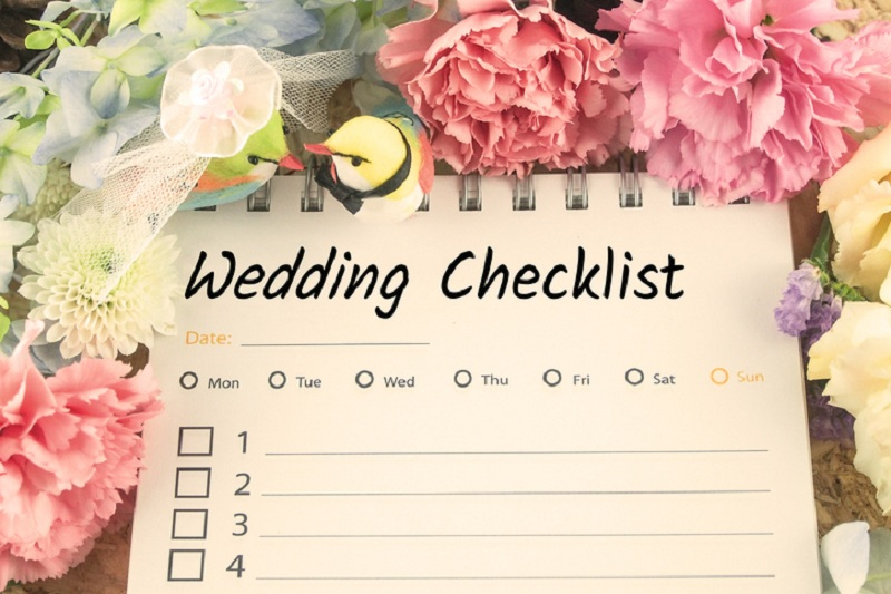 How To Start Preparing For The Wedding?