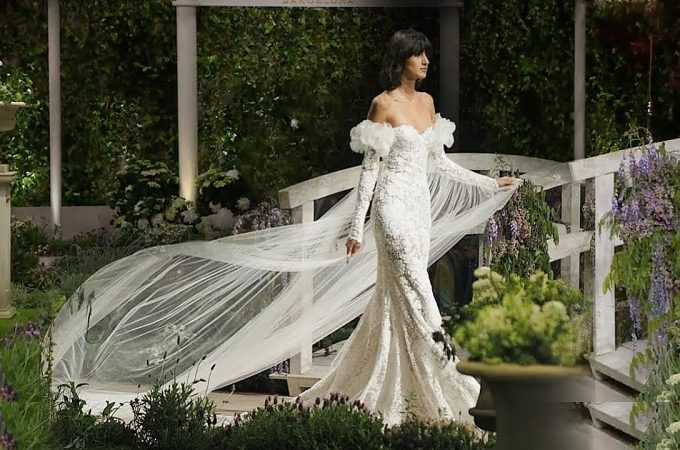 Fashionable Wedding Dresses 2020
