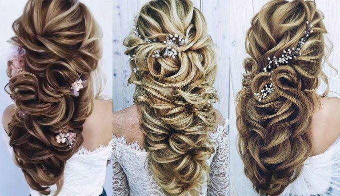 26 Wedding Hairstyles for Long Hair
