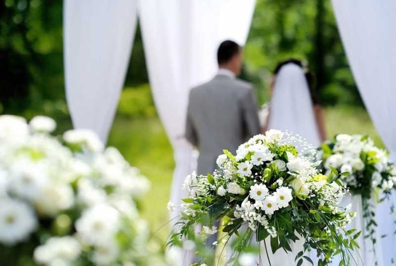 Wedding Ceremony And Preparation For It