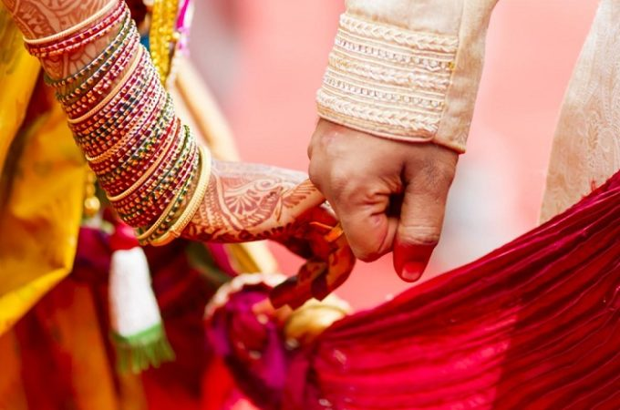 Five rules of wedding that can not be broken