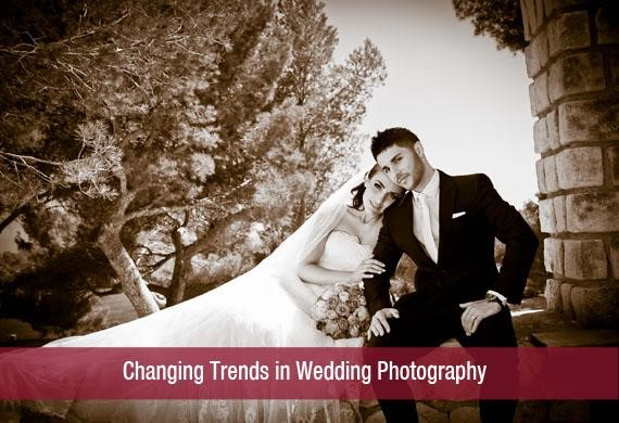 Changing Trends in Weddings