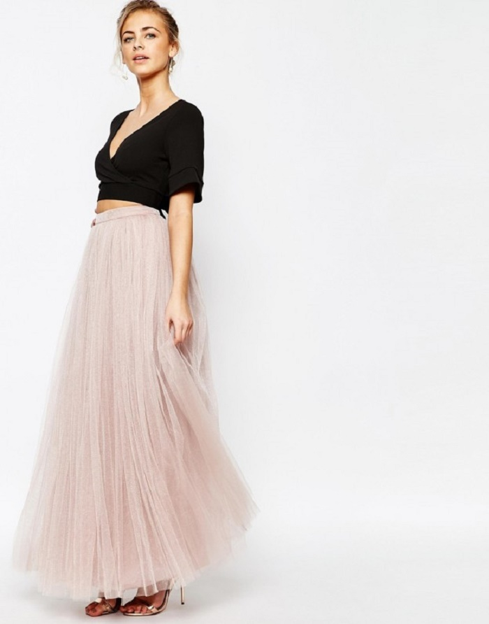 Little Mistress Tulle Skirt