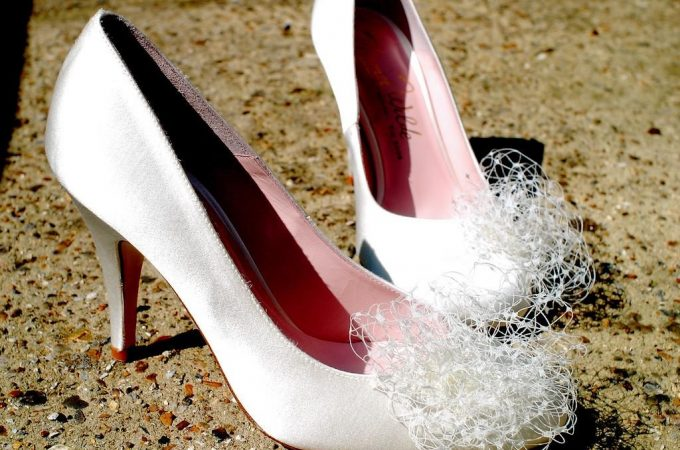 How will you choose your wedding shoes and get them in time?